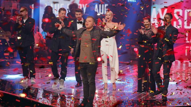 Tay Schmedtmann ist The Voice of Germany 2016! - The Voice of Germany - The Voice of Germany
