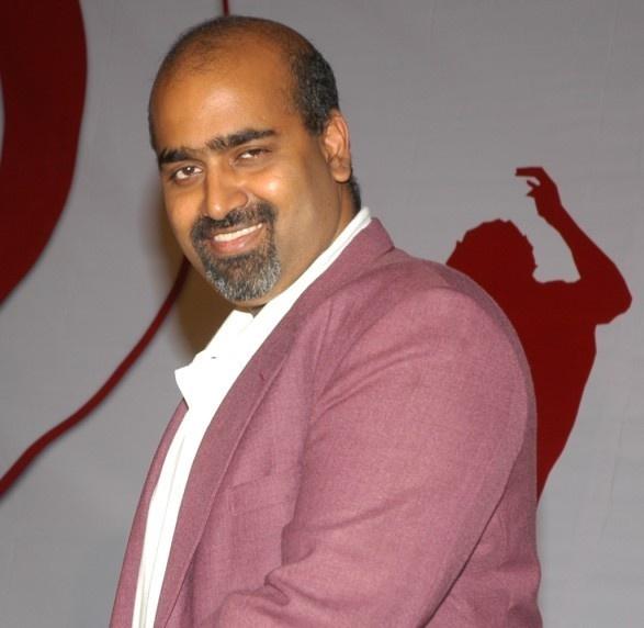 Subhakar Rao at Champions Event