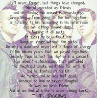 Avenged Sevenfold Quotes   Avenged Sevenfold Quotes. by ~ZackyFoREVerSynyster on deviantART