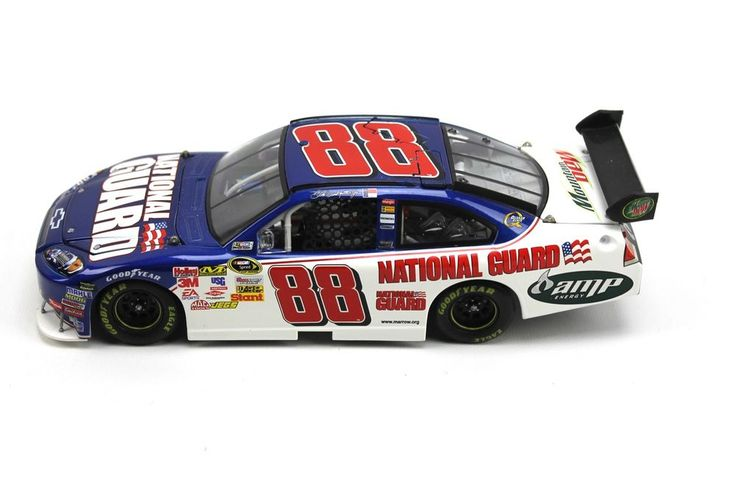 #88 Dale Earnhardt Jr 2009 Impala National Guard Dew NASCAR Action Diecast 1:24 #Action #Chevrolet #weboys10
