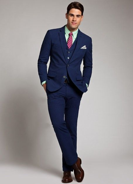 Navy Suits For Men Dress Yy