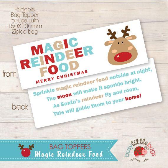 MAGIC REINDEER FOOD MULTI