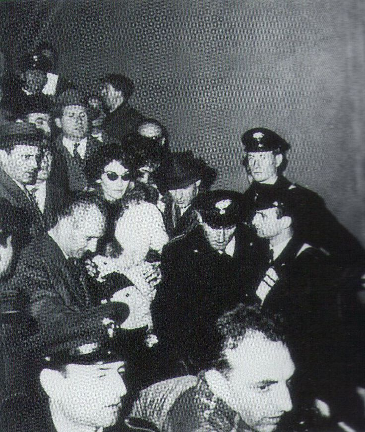 29 - Após a audiência em Brescia, 14 de Novembro de 1959, o casamento foi desfeito.