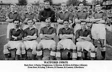 Watford F.C, 1950/51.