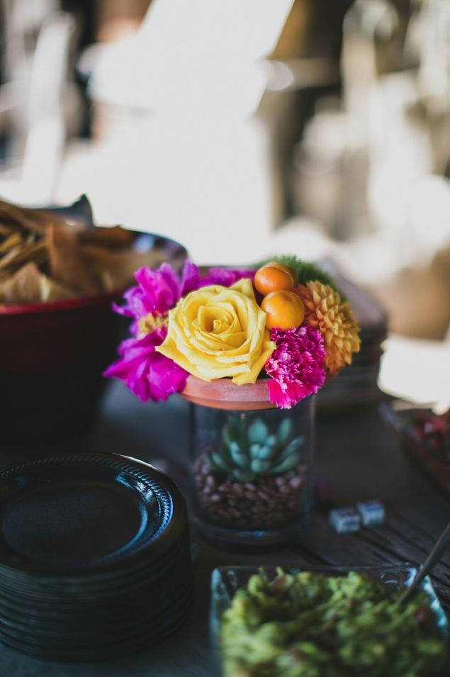 Mexican Wedding Flowers by Sweetbricks