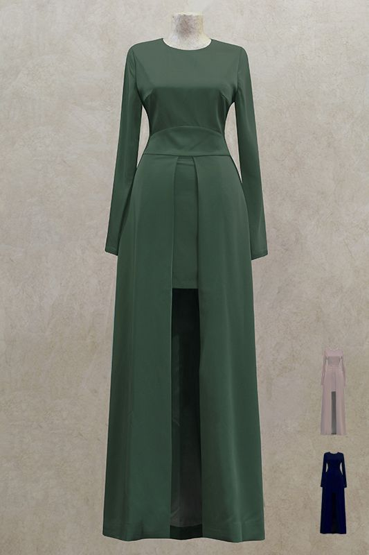 8bd3795058f Элегантные зеленые вечерние платья в салоне