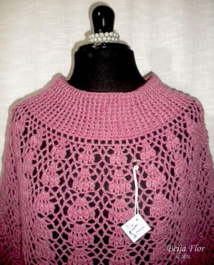 20 besten Disenho Crochet Bilder auf Pinterest | Häkeln und Rot