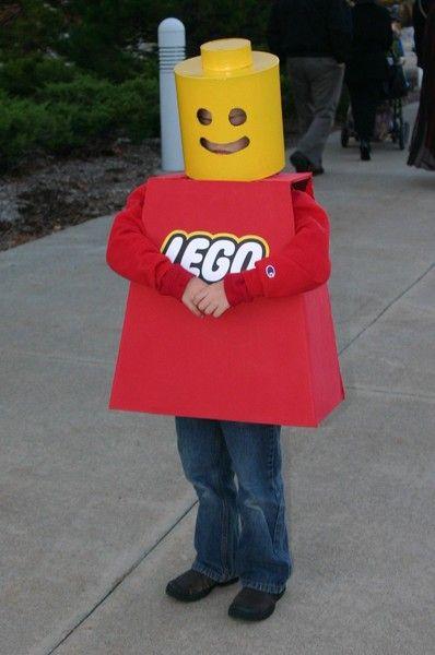 Minifigure Costume