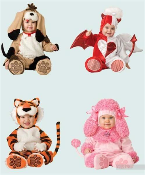 Карнавальные костюмы для малышей зверюшки