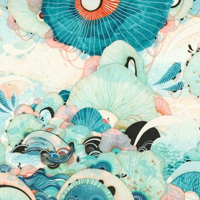 Season -- by Yellena James -- Favorite artist her work is absolutely stunning