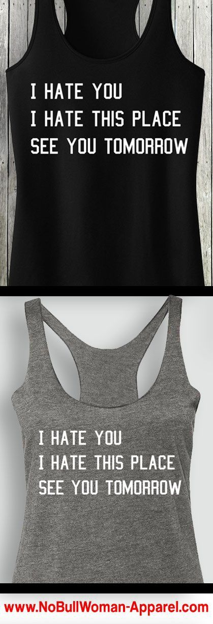 Love this tank top for my #Workout Class. Bring some fun to the #gym with women's #fitness clothes by NoBull Woman Apparel. Only $19.95, click here to buy https://nobullwoman-apparel.com/collections/fitness-tanks-workout-shirts/products/fitness-class-tank-top-black