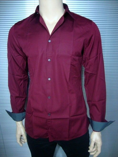 GUCCI LUXURY FINEST SELECTION SHIRT (A144)  sz. 42 / 16.5