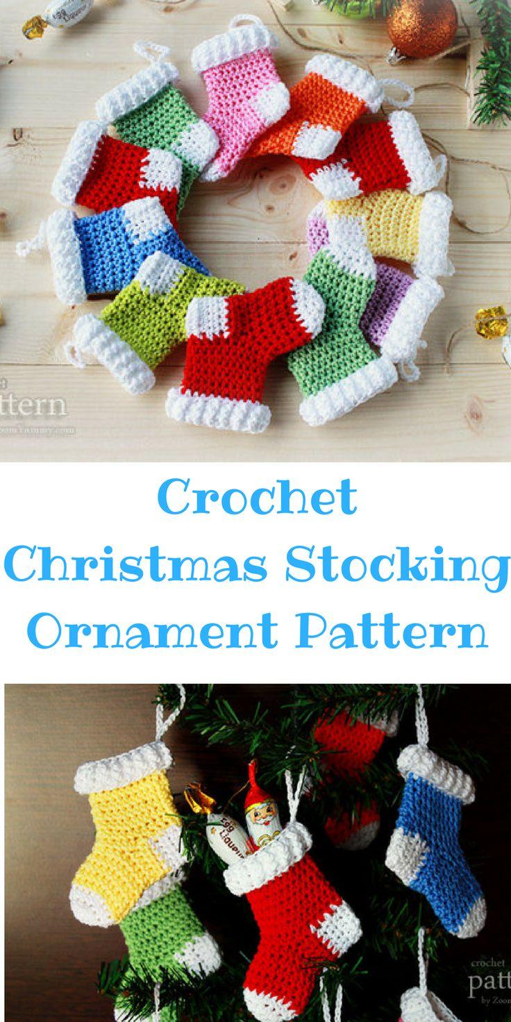 Small stocking pattern
