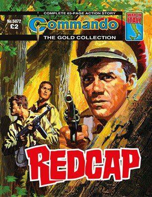 Commando Comic Art of Jordi Penalva