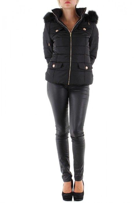 17 best images about manteaux doudounes et vestes femme fashion on pinterest taupe chic and. Black Bedroom Furniture Sets. Home Design Ideas