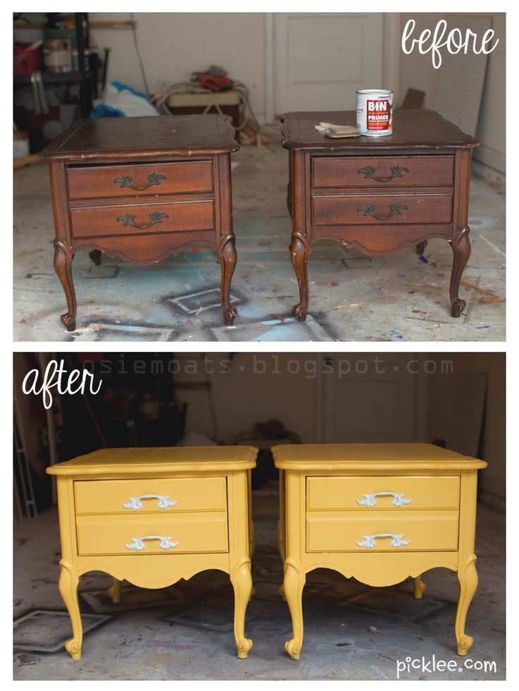 Trash to Treasure Nightstands {your pick} | Picklee