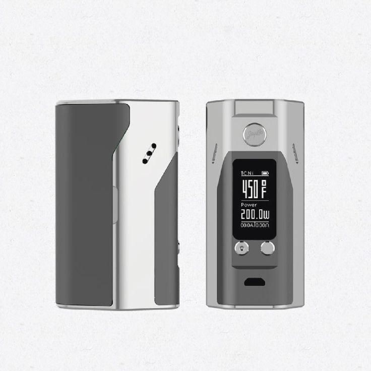 Wismec Reuleaux RX200S TC Box Mod (3 * 18650 batteries) | Надо ...