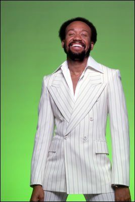 maurice white -earth, wind and fire