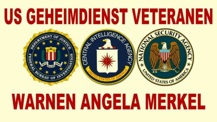 NATO Gipfel: US-Geheimdienst Veteranen warnen Angela Merkel (4.9.14)!