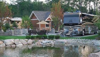 Top Luxury RV Resorts and Parks: When $$ is No Object