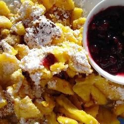 Original Kaiserschmarrn - loved these when I was in Germany