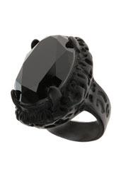 Love.: Jewellery Designs, Amazing Rings, All Black, Black Rings, Black Diamond Jewelry, Accessories, Black Diamond Rings, Jewelry Rings