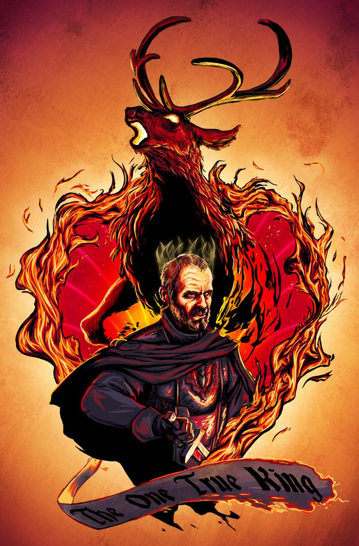 Stannis may not have been the King Westeros wanted, but he was the King Westeros deserved…. (And needed…)  R.I.P The One True King.  (Original post: http://seniorpresidente.tumblr.com/post/128739747411/stannis-may-not-have-been-the-king-westeros )