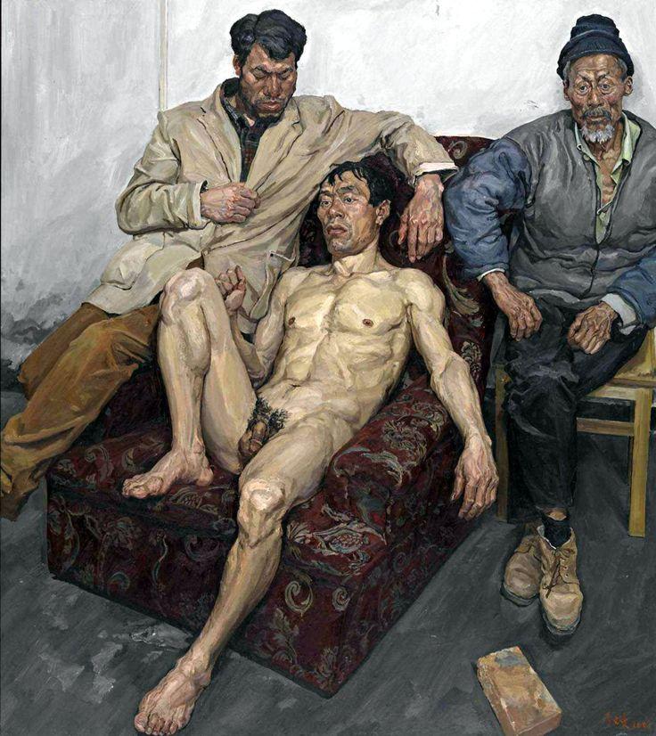 sculppp:  Li Wendong