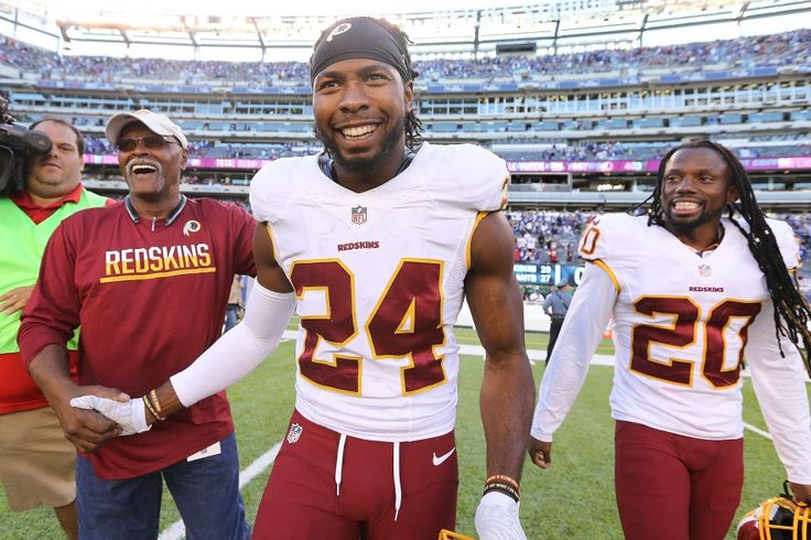 Josh Norman misses Redskins practice with an illness