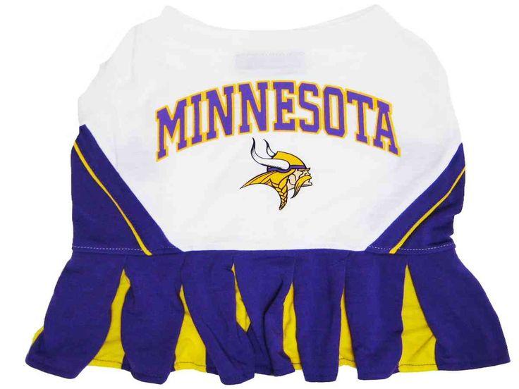 Minnesota Vikings Cheerleader Costume