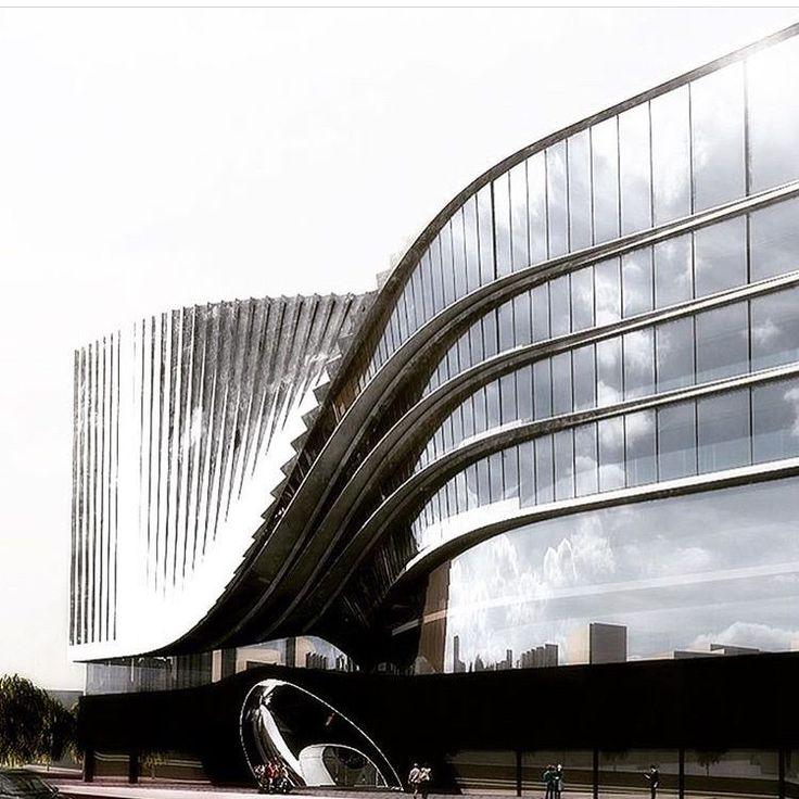 Architecture, Parametric architecture, Interior architecture design, Facade desi…