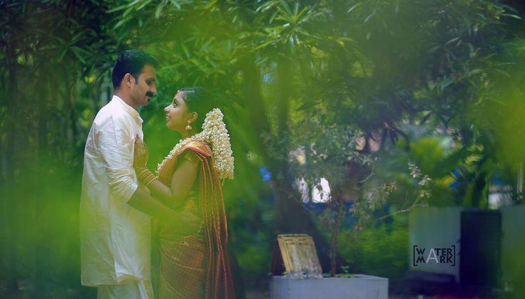 Kerala wedding  Manu + Arya  Watermark photography