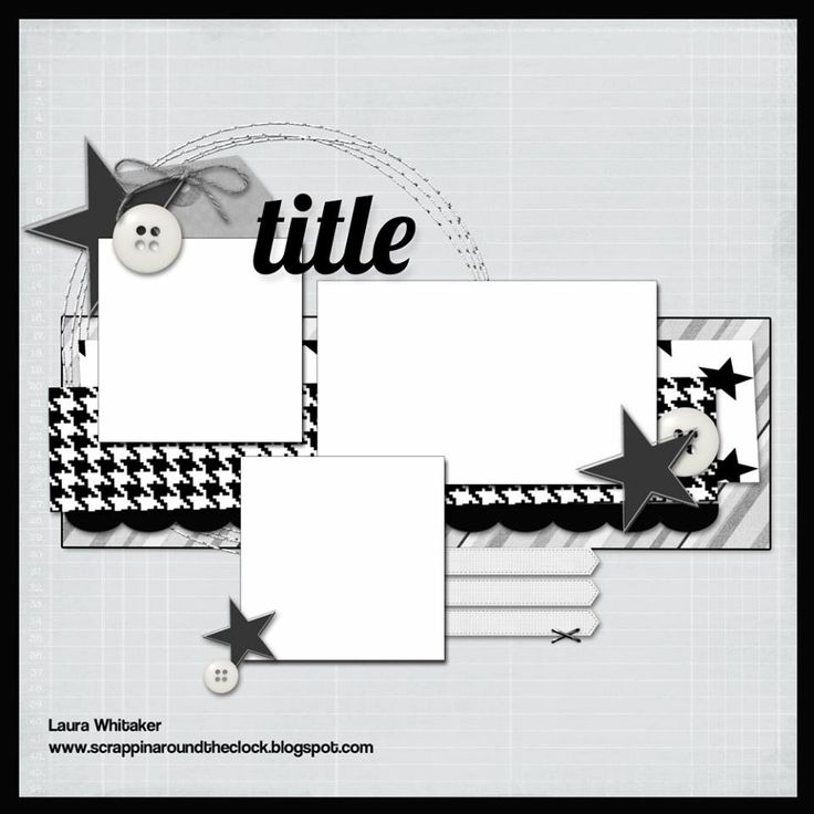 Stuck?!: February 1 2016 Challenge Featured Layout #2