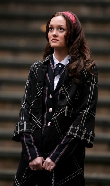 #blair #waldorf #queen #gg #leighton #diva #season #one #1x12 #schoollies