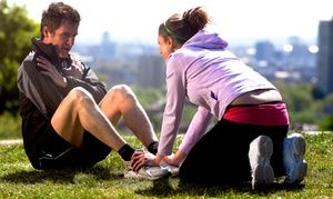 Groupon - One-Month of Boot Camp with PT for One ($ 19), Two ($35) or Three People ($49) at Boot Camps Australia (Up to $410 Value) in Brisbane. Groupon deal price: $19