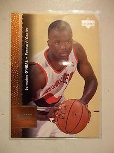 1996-97 Jermaine O'Neal RC Upper Deck #284 Portland Trailblazers