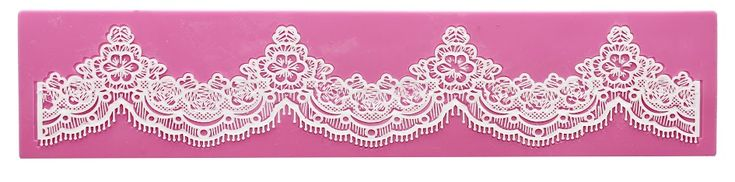 Tiffany 3D strip Cake Lace Mat