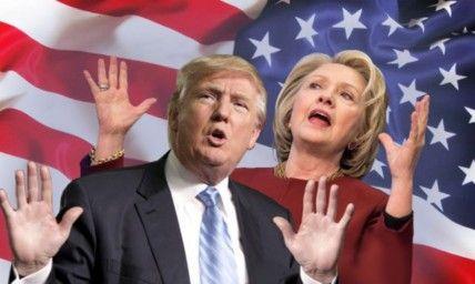 Российские усилия по оказанию влияния на выборы президента США