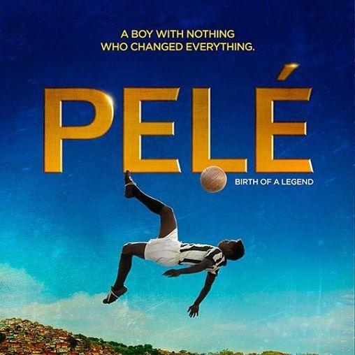 Pazar Tavsiyesi: Pelé: Birth of A Legend/ Pelé: Efsanenin Doğuşu #Pelé #Spor #Movie #Film #Sport #Sinema #Cinema