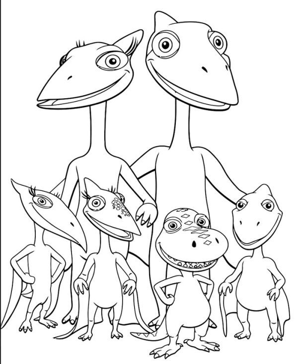 Free Dinosaur Train Coloring Pages Printable In 2020 Dinosaur Coloring Pages Dinosaur Coloring Train Coloring Pages