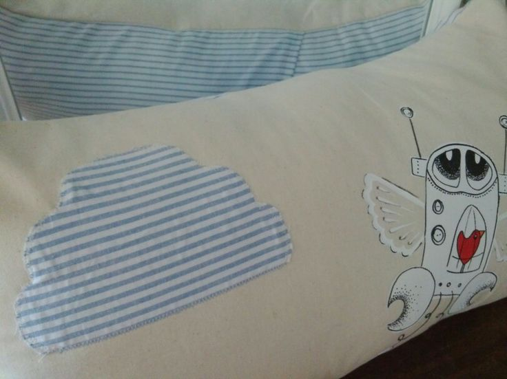 'Friends give you wings' and sweet cushions... if you're lucky!