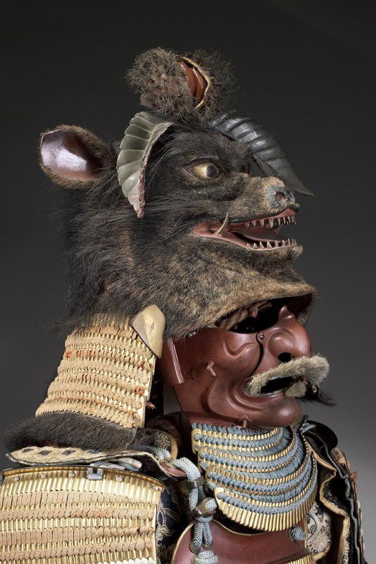 Wereldmuseum Rotterdam / expo 'Samurai'
