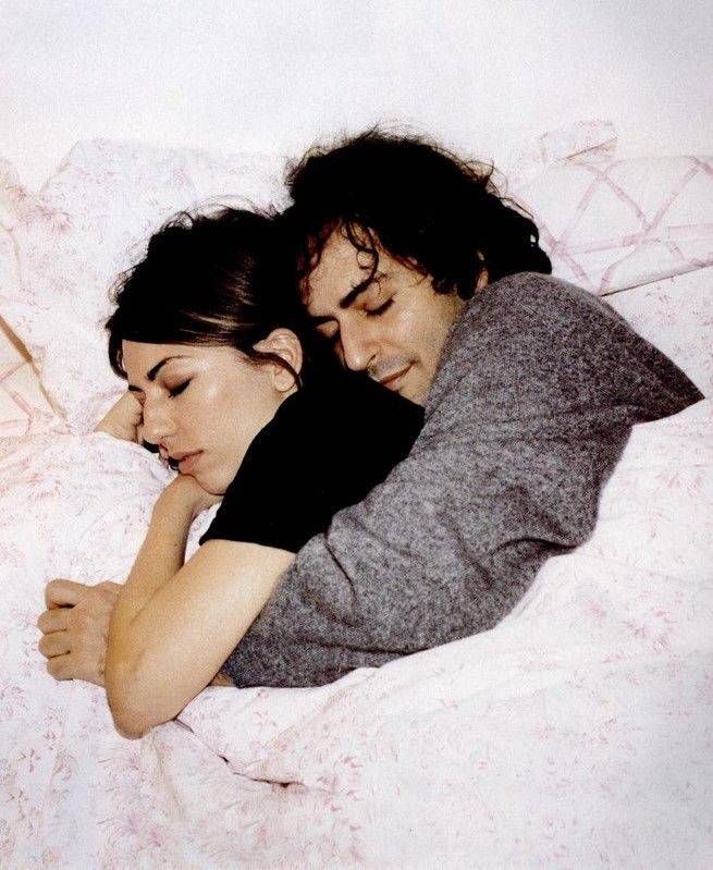 Sofia Coppola & Marc Jacobs / Vogue Paris