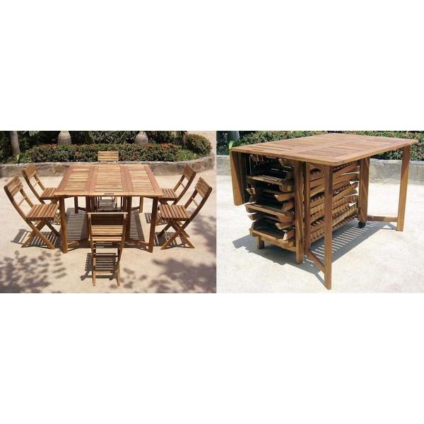 119 fantastiche immagini su arredamento per giardino su - Consolle che diventa tavolo ...