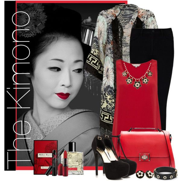 """The Kimono"" by brendariley-1 on Polyvore"