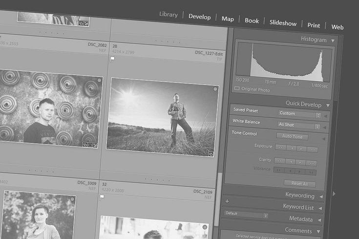 Adobe Lightroom to kompleksowe narzędzie do pracy ze zdjęciami ale nie tylko do ich obróbki czy retuszu. Program może towarzyszyć nam od początku do końca procesu zwanego workflow...