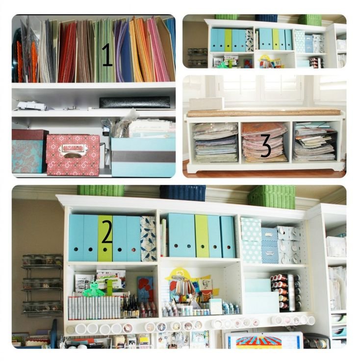 Small Space Organization