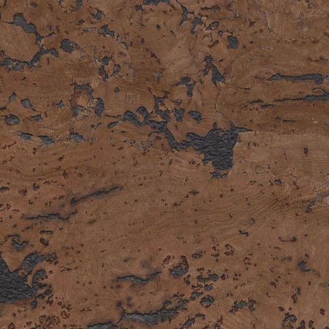 Chocolate Cork Wall Tile