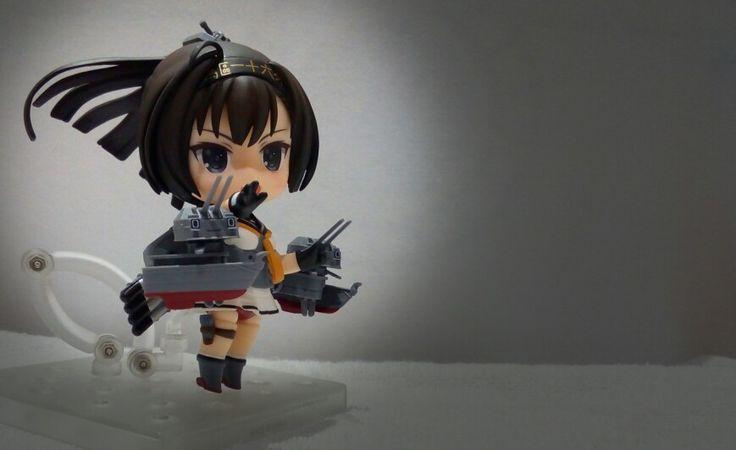 Nendiroid Akizuki. Pure cuties.