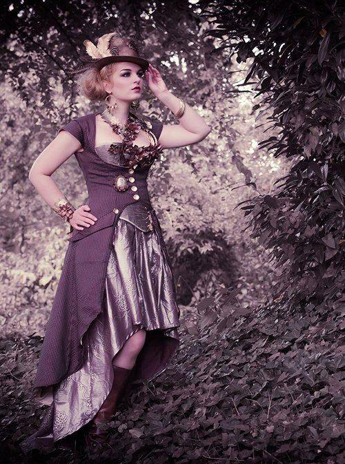 Steampunk elegance by ~Jumeria-Nox